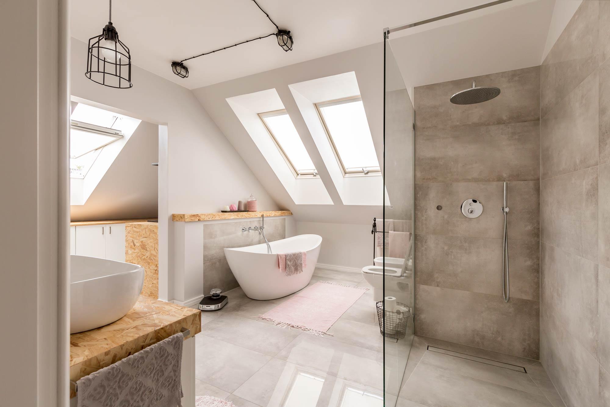 InteriorWorx Countertops bathroom remodel
